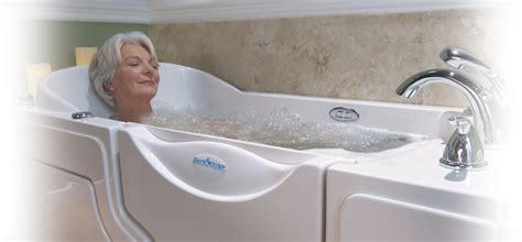 step safe tub walk in tubs bathtubs for seniors safe step tub