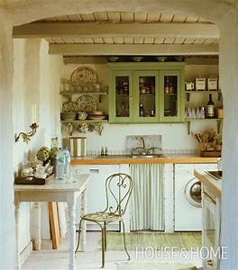 20 Country Kitchens With Character - Decoholic