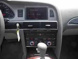 2007 Audi A6 Aux Jack  Pls Help