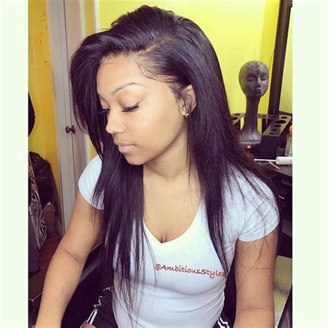 Unique Sew In Hairstyles by Looking Sew In Hairstyles Hair