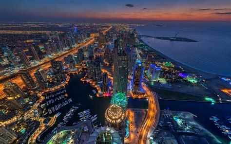 dubai blackout horizon photography  air united arab