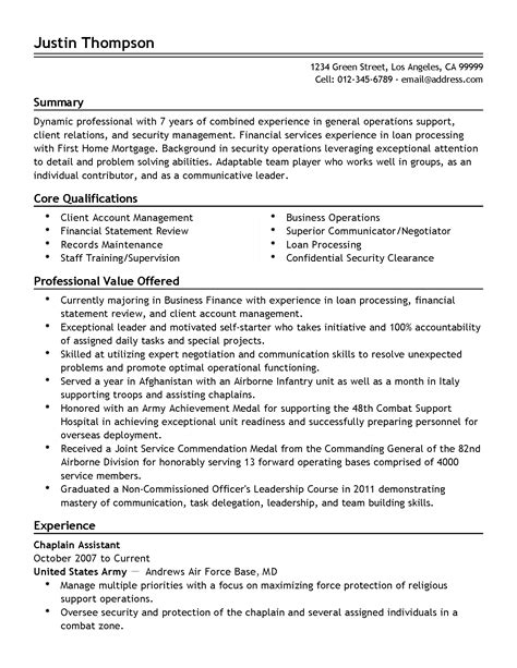 inspirational corporate security officer sle resume