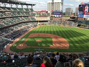 Suntrust Park Seating Chart Suntrust Park Pictures Information And More Of The