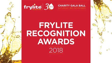 tom cullen frylite frylite recognition awards 2018 frylite cooking oil