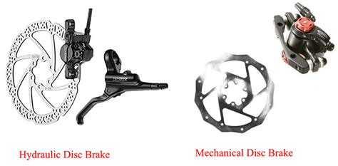 Which Type Of Disc Brake Is Suitable For Mountain Bikes