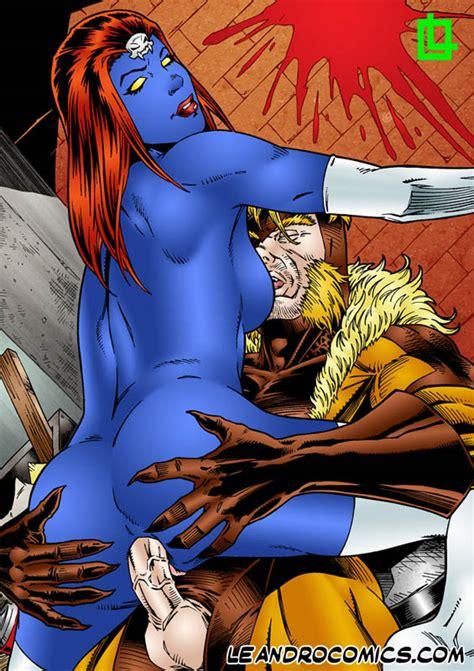 Sabretooth Xxx Art Mystique Nude Hentai Images Sorted