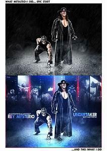 Wwe Rey Mysterio and Undertaker by Llliiipppsssyyy on ...