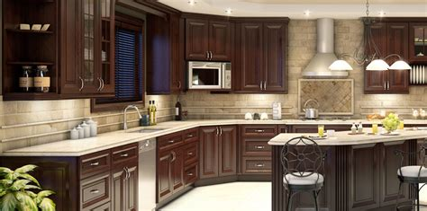 kitchen in a cabinet modern rta cabinets 4957