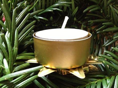 3998 tea light votives tree tealight candle clip holder votive candle