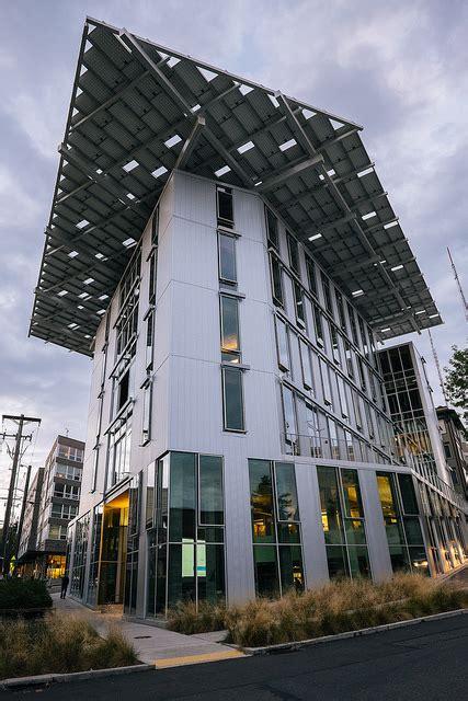 Net Zero Energy Building Case Study: Bullitt Center