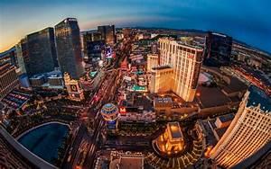 Las Vegas Buildings Lights  Hd 4k Wallpaper