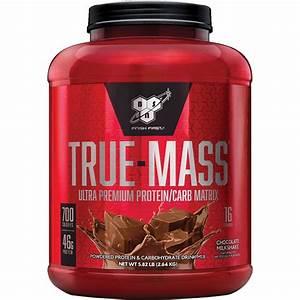 Bsn True Mass Weight Gainer 5 75 Lb