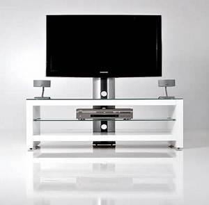 Banc Tv Suspendu : meuble tv suspendu 120 cm meuble tele pour chambre maisonjoffrois ~ Teatrodelosmanantiales.com Idées de Décoration