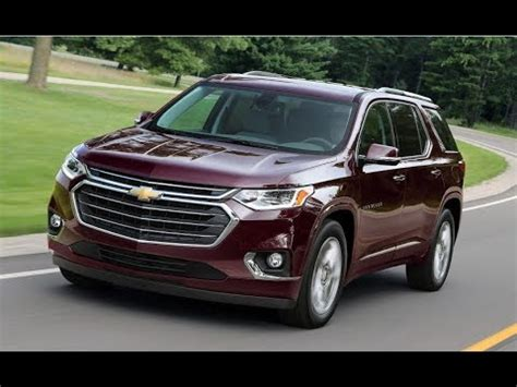2019 Chevy Traverse Youtube