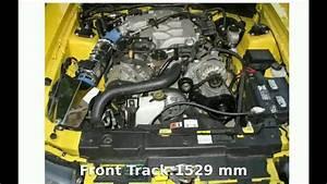 2001 Ford Mustang V6