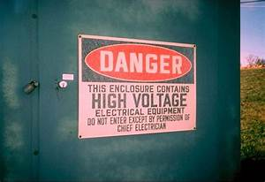 Unusual Electrical Signs