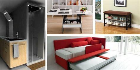 space saving furniture   small apartment