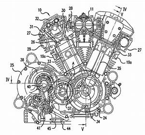 V Rod Engine Diagram