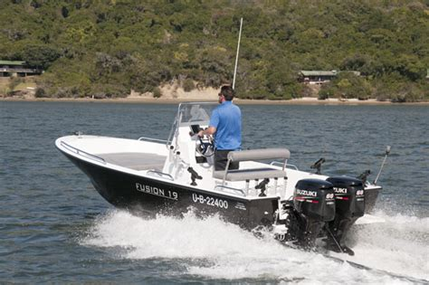 The Boat Review by Fusion 19 Boat Review By Leisure Boating Magazine