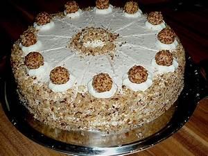 Dr Oetker Philadelphia Torte Rezept : haselnuss sahne torte rezept mit bild von ~ Lizthompson.info Haus und Dekorationen