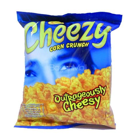 heavy duty bed leslie 39 s cheezy corn crunch outrageously cheesy 70g