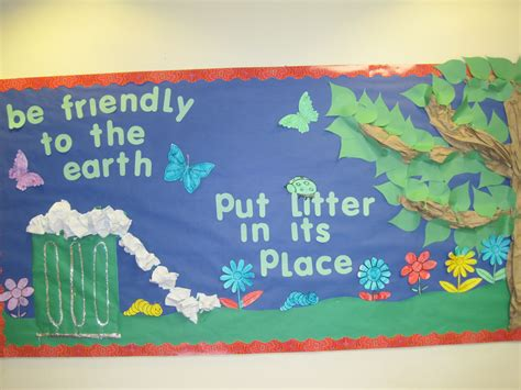 earth day bulletin board bulletin board ideas