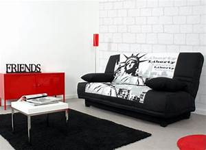clic clac confortable maison design wibliacom With tapis yoga avec canapé club 2 places occasion