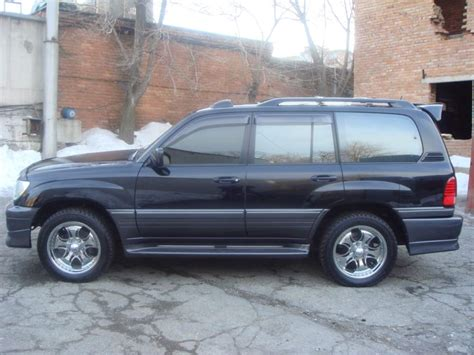 2003 Lexus Lx470 Pics 47 Gasoline Automatic For Sale
