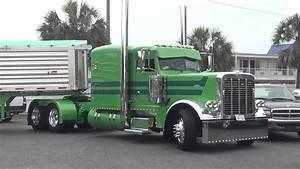 Peterbilt Show Trucks Youtube