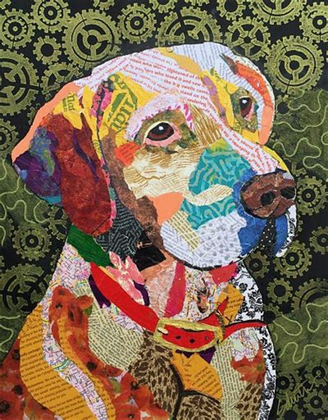 Collage Kunst Ideen by 25 Best Ideas About Paper Collages On Create