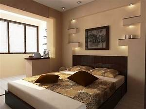 Small modern bedroom design ideas 4510 for Design for small bedroom modern