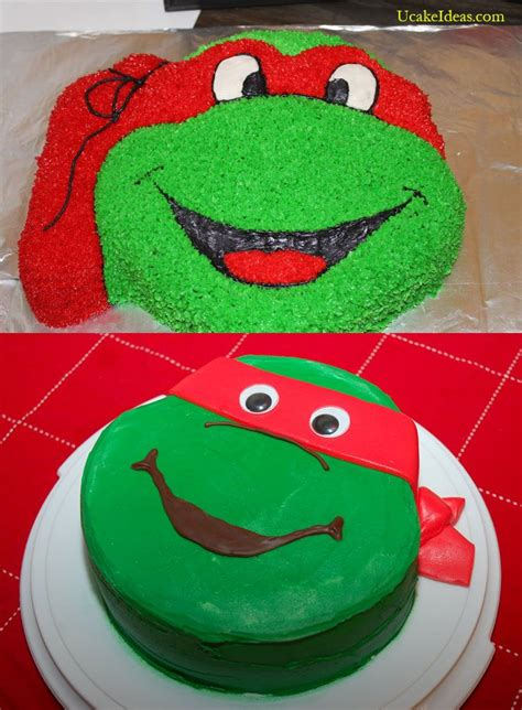 coolest cake   teenage mutant ninja turtle