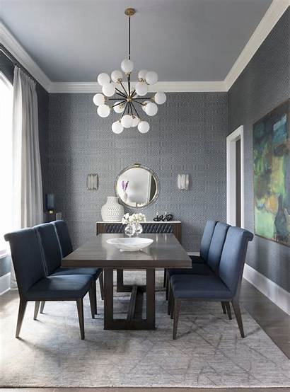 Eclectic Dining Bold Hues Textiles Mix Deringhall