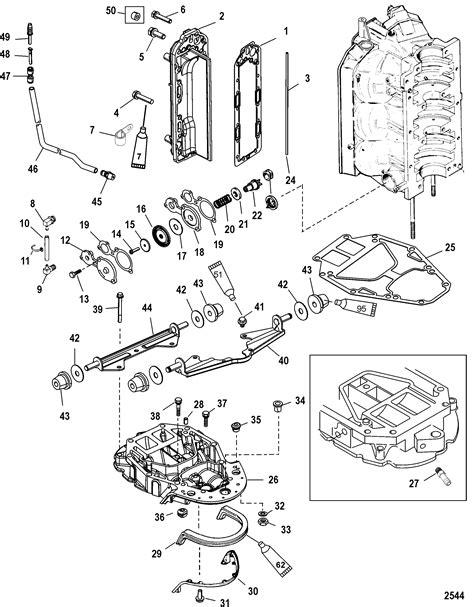 my engine is a 2003 mercury 150 saltwater the motor runs