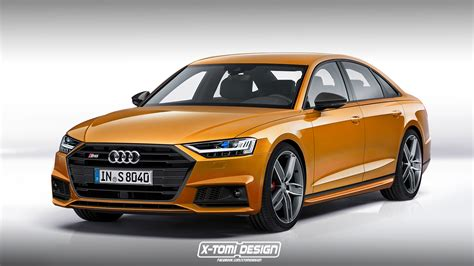 New Audi S8 2018 by News 2018 Audi A8 Rendered As Rs8 S8 Avant Coupe