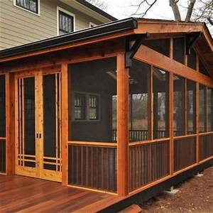 Craftsman Style Screen Door - WoodWorking Projects & Plans