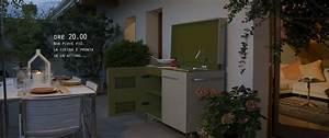Cucine per esterno cucine progettate per ambienti all 39 esterno for Cucine moderne per esterno