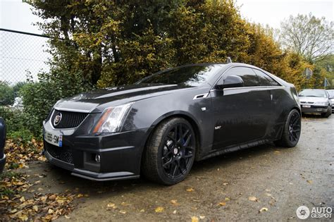 Cts V Coupe 2015 by Cadillac Cts V Coupe Hennessey V700 11 November 2015