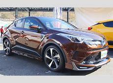 Modellista offers sizzling Toyota CHR body kit ForceGTcom
