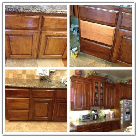 refinishing kitchen cabinets with gel stain refinishing oak kitchen cabinets with gel stain cabinet 9214