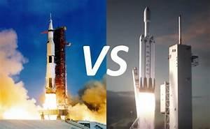 Falcon Heavy Vs. Saturn V - Universe Today