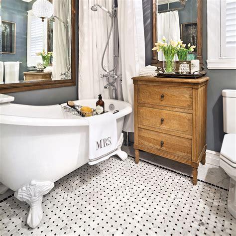 une salle de bain au charme du pass 233 salle de bain inspirations d 233 coration et r 233 novation