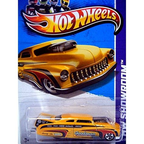 hot wheels  mercury drag car global diecast direct