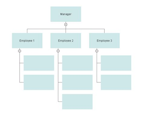 organizational chart templates  org charts smartdraw