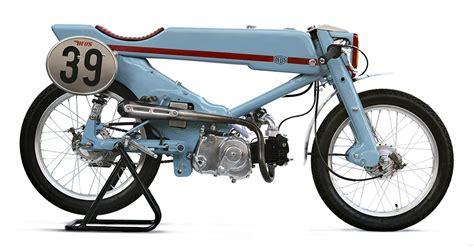 Deus Japan Hot Rods The Honda Super Cub
