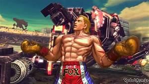 Street Fighter X Tekken Arcade Mode (Hwoarang & Steve Pt ...