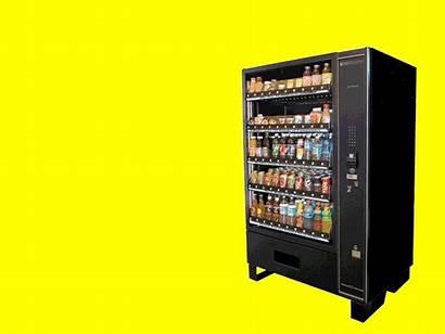 Vending Machines Machine Gifs Animation Cut