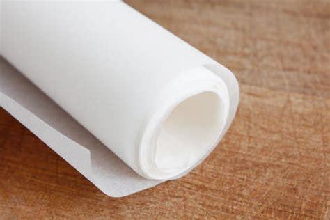 papier sulfurisé cuisine l 39 utilité du papier sulfurisé châtelaine
