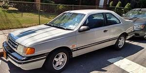 Still Daily Driving  1988 Ford Tempo Coupe