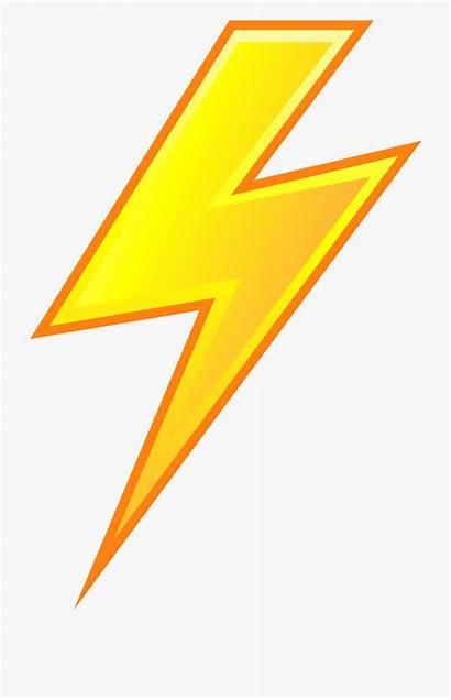 Lightning Clipart Electric Electricity Thunder Strike Simbolo